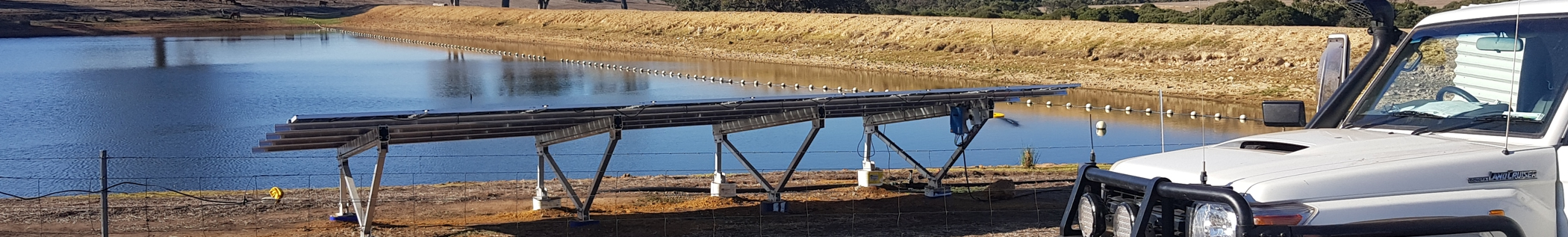 Hi Water flow solar water pumping system